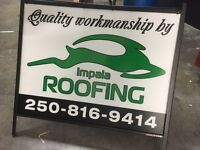 Impala roofing and renovations