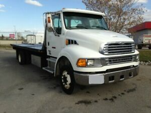 flatbed tow truck for sale