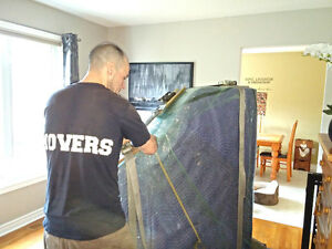 Specialized Piano Movers. Large item deliveries too!