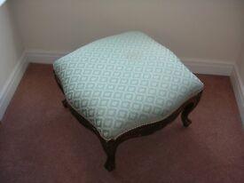 Victorian Style Footstool