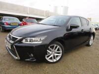 2015 Lexus CT 200h 1.8 Advance E-CVT 5dr