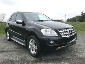 Mercedes-Benz ML350 ( 221bhp ) 4X4 BlueEFFICIENCY 7G-Tronic Sport