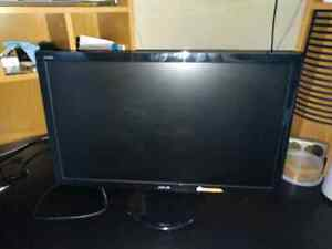"""Asus 24"""" Widescreen LCD - REDUCED"""