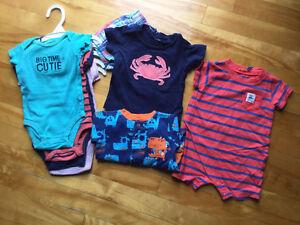 Lot de vêtements pour garçon 3 mois