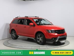 2014 Dodge Journey Crossroad AUTO A/C GR ELECT DVD MAGS