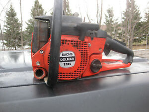 WANTED: SACHS DOLMAR CHAINSAW FOR PARTS