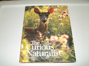 """National Geograhic's """"The Curious Naturalist"""""""