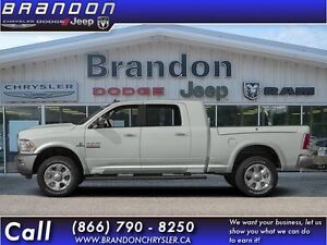 2014 Ram 3500 Laramie - Leather Seats -  Bluetooth -  Cooled Sea