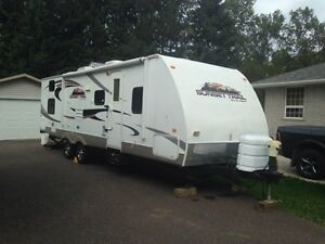 2011 Sunset Trail travel trailer 29ss