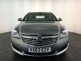 2013 63 VAUXHALL INSIGNIA TECHLINE CDTI 1 OWNER SERVICE HISTORY FINANCE PX
