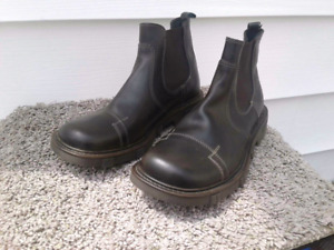 BED STU leather ankle boots