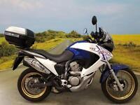 Honda XL700 Transalp 2009** Service History, Heated Grips, H.I.S.S