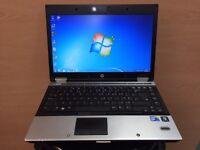 Hp i5 Very Fast HD Laptop (Kodi) 8GB Ram, 320GB, Windows 7, Microsoft office, Excellent Condition