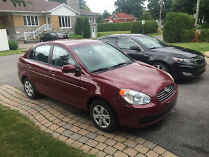 2010 Hyundai Accent GL Berline