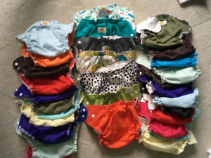 All you will need for cloth diapering!