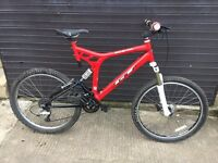 Gt xcr4000 mountain bike large frame