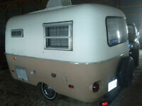 1974 Boler Travel Trailer All Original