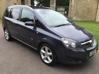 2009 Vauxhall/ Zafira 1.9CDTi 120ps SRi, sametime the car smook drive nice