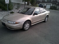 fully loaded old alero top of the line