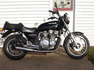 1982 Kawasaki KZ1100
