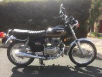 Classic, Rare and Unrestored 1978 Honda CB400 in Immaculate condition
