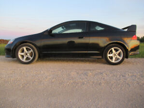 2006 Acura RSX low kms SAFETiED $4900 obo