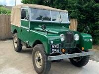 1955 Land Rover Series 1 300 TDI 109 LWB SOFT TOP