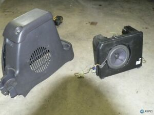 JEEP TJ WRANGLER CENTER CONSOLE SUB SUBWOOFER REPAIR