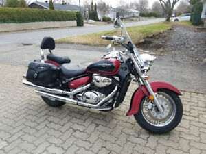 red suzuki boulevard new used motorcycles for sale in canada