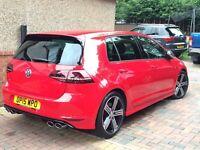 2015 VW GOLF R 2.0 TSI MANUAL 5 DOOR