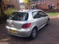 Peugeot 307 1.6 2004 / FSH!!!