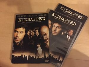 DVD - Série Kidnapped