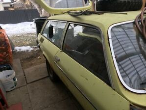 1973 Chevrolet Vega-Parting out