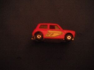 Matchbox - Superfast Made in England 1970 - Racing Mini #21