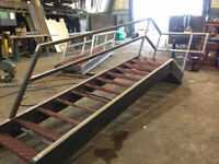 Mobile Welding& fabrication service