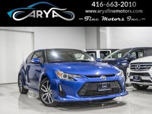 """2014 Scion tC 2dr Panoramic roof / 18""""Alloys No Accidents One Ow"""