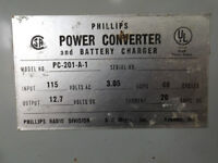 Power converter and battery charger