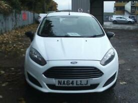Ford Fiesta 1.5 Tdci Van DIESEL MANUAL WHITE (2014)