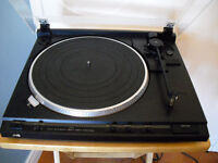 Turntable Direct Drive Fully Automatic turntable JVC L-FX 4