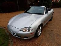 CHEAP CAR - 2003 03 MAZDA MX-5 1.8 I 2D 144 BHP