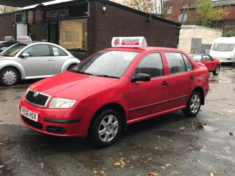 Skoda Fabia 16v 2006 Petrol Manual Immaculate Low Mileage Full Service History