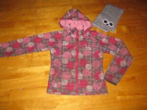 manteau demie saison 14 ans mxtn pour fille âgée 10 ans