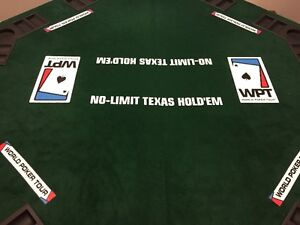 Poker Table - World Poker Tour table top