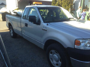 2007 Ford F-150 xl Camionnette