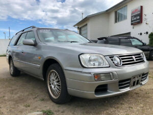 C34 Nissan Stagea 25T RX Four - AWD/Turbo - JDM RHD!