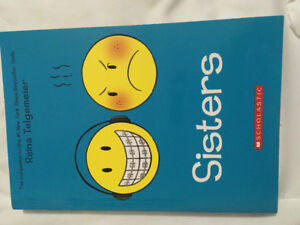 Sisters Comic novel by Raina Telgemeier
