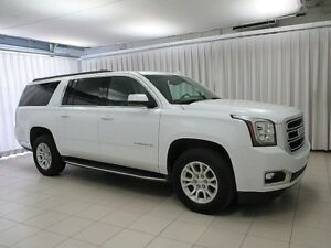 2017 GMC Yukon XL NOW THAT'S A DEAL!! SLT 4X4 SUV 8PASS w/ BACKU