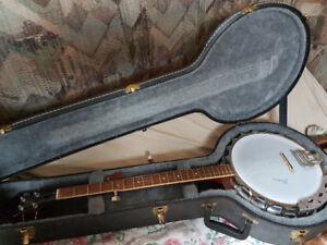 Framus 5 String Banjo