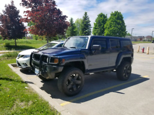 ***HUMMER H3 2008 ***  Sell or Trade for pick up truck