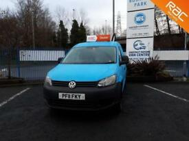 Volkswagen Caddy Maxi 1.6TDI C20 British Gas Fleet Full Service History